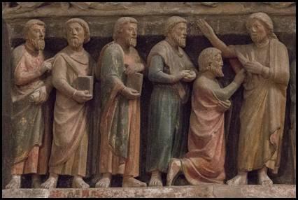 """Résultat de recherche d'images pour """"apparition à saint thomas"""""""
